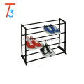 China factory 20 Pairs 4-Tier floor Shoe Rack